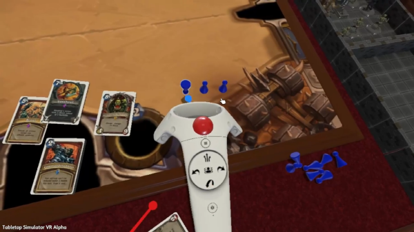 tabletop simulator vr